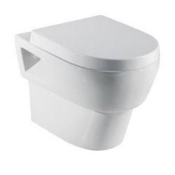 Порцеланова тоалетна чиния - стенна - 5436