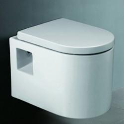 Порцеланова тоалетна чиния - стенна - 3708 - Маи