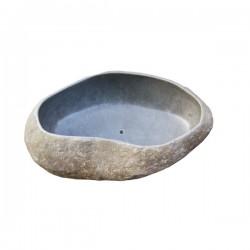 Вана от речен камък BANERA PIEDRA RIO TH-201-GR